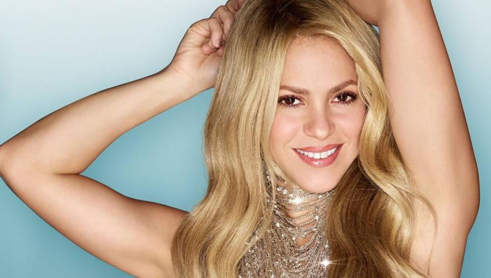 Shakira presenta su nuevo perfume