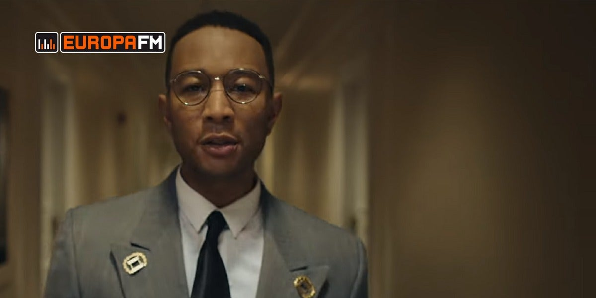 "John Legend estrena video para ""Penthouse Floor"""