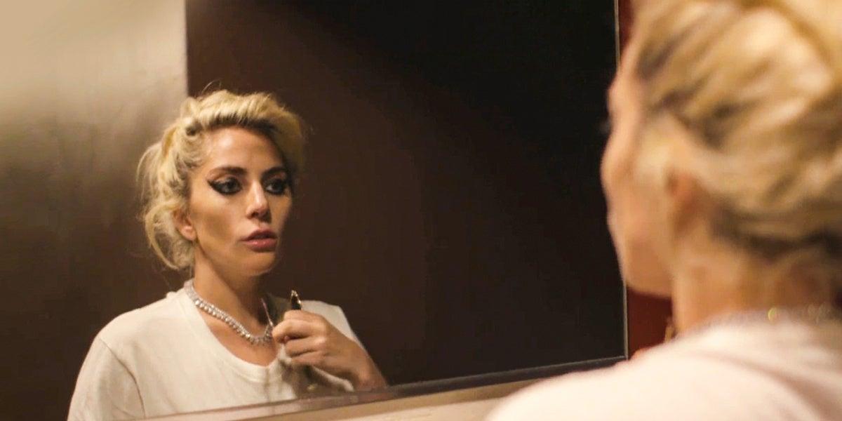 Lady Gaga en una escena de 'Gaga: Five Foot Two'