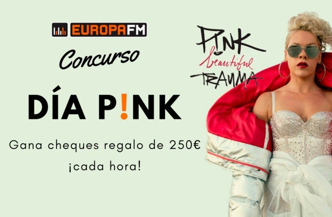 Día Pink en Europa FM