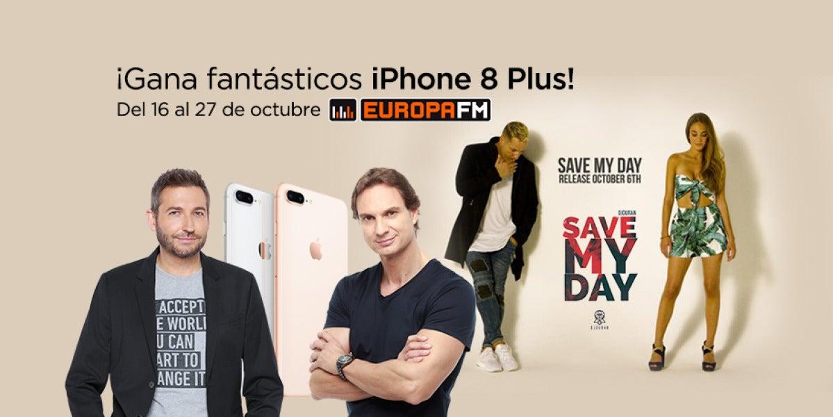 iPhone 8 Plus en Vamos Tarde y LYC
