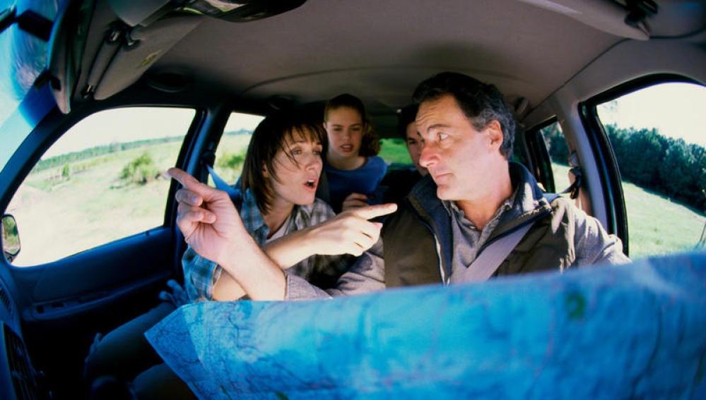 Discutir al volante puede ser motivo de sanción