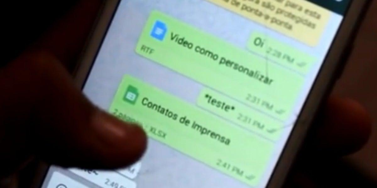 No te fíes de todos los mensajes de WhatsApp, podrían estar engañándote