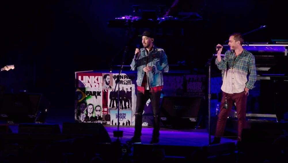 Concierto homenaje de Linkin Park