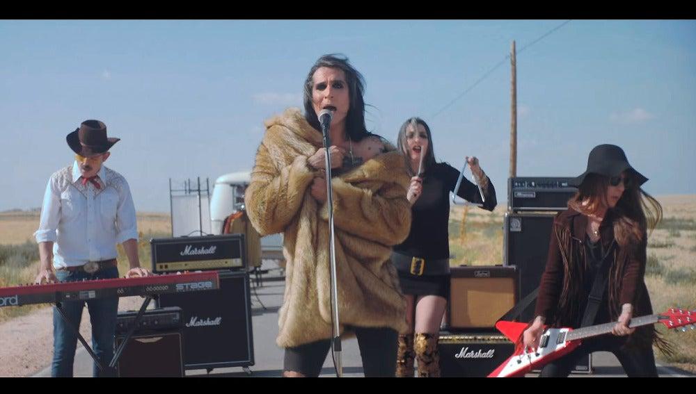 Nancys Rubias estrena el vídeo de 'La filosofía pipa'