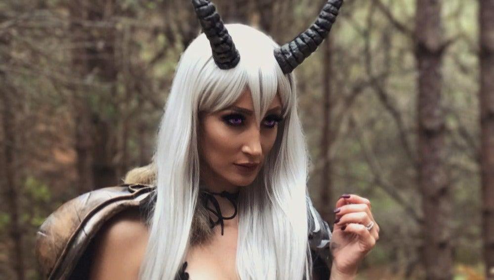 Holly Wolf, la cosplayer más sexy de la red