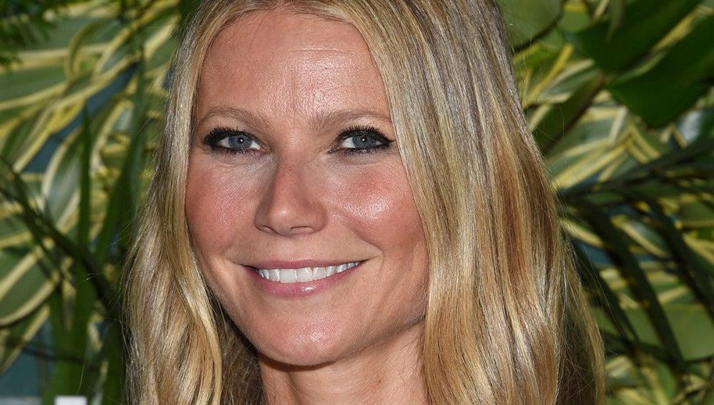 Gwyneth Paltrow en una reciente aparición pública