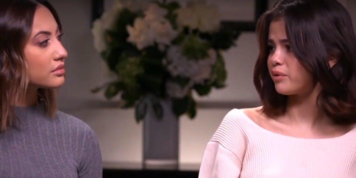 Selena Gomez se emociona al hablar de su trasplante de riñón