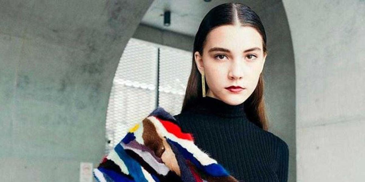 Vlada Dzyuba, la modelo rusa que falleció a los 14 años