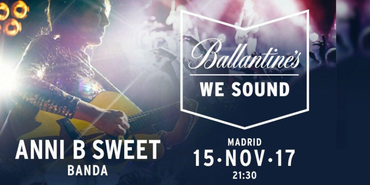 Fiesta Ballantine's We Sound