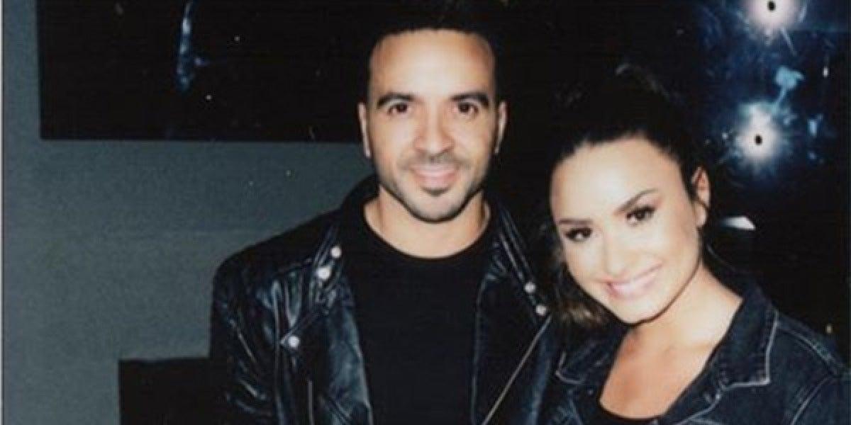 Luis Fonsi y Demi Lovato se unen en 'Échame la culpa'
