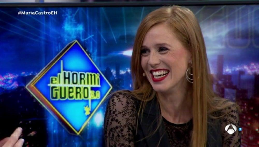 """María Castro: """""""""""