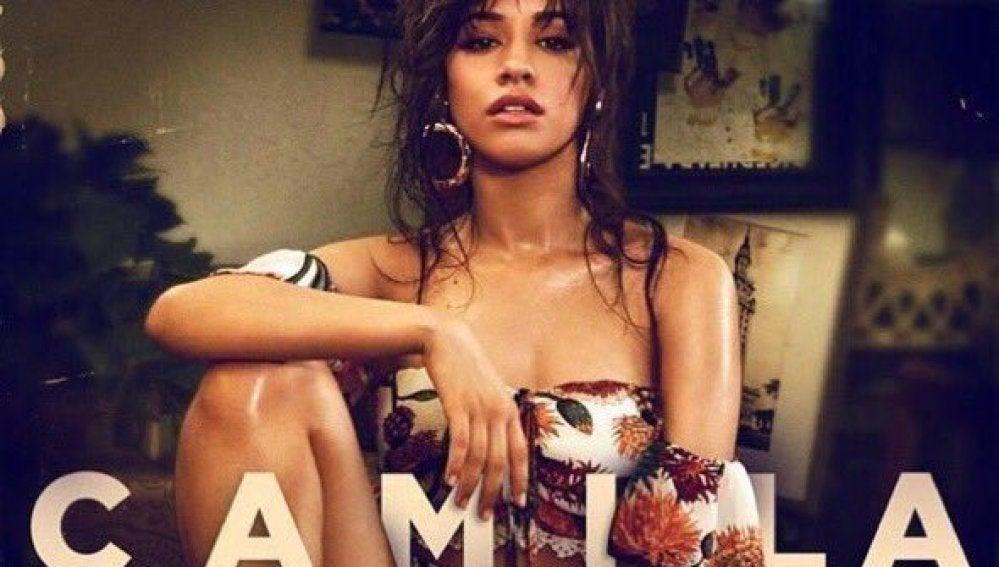 Portada de 'Camila', el debut en solitario de Camila Cabello