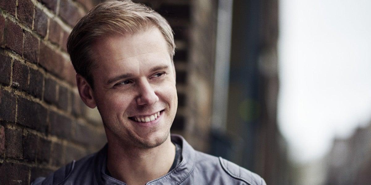 """Armin Van Buuren lanza el villancico """"Christmas Days"""""""