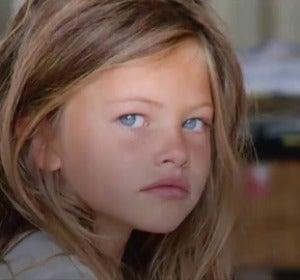 """Vídeo: La red nombra a Anna Knyazeva como la nueva """"niña más guapa del mundo"""""""