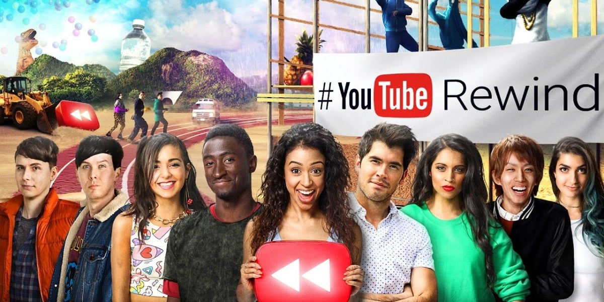 Youtube resume en 7 minutos el 2017 más viral