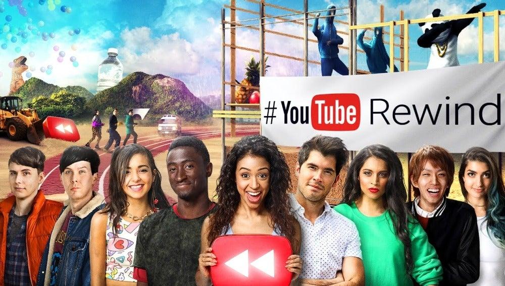Youtube resume en 7 minutos el 2017 más viral