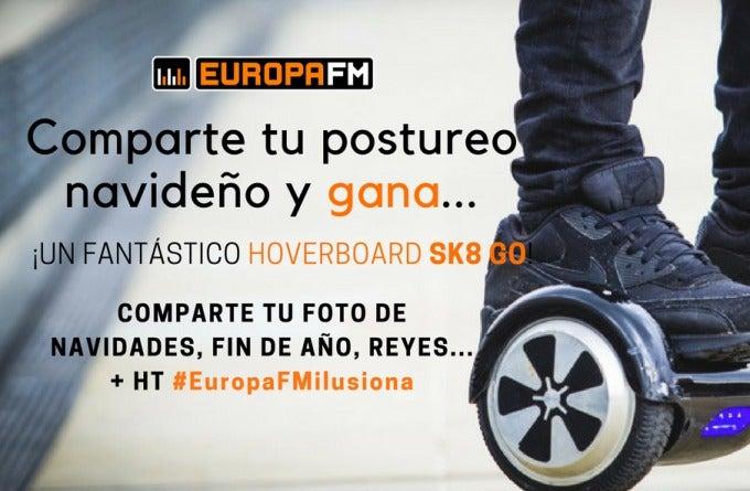 Concurso Hoverboard SK8 GO