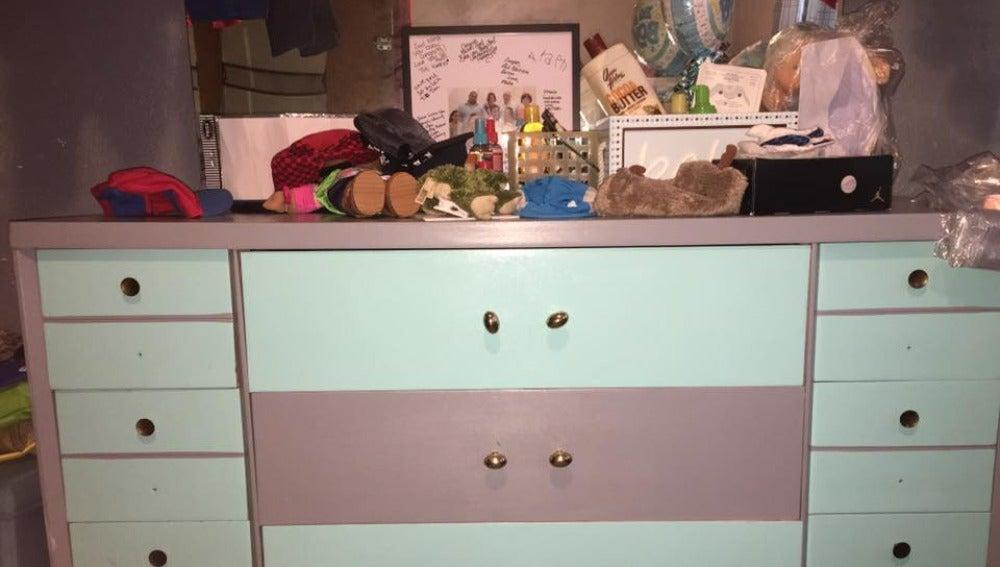 La fotografía del armario viral, ¿de qué color lo ves?