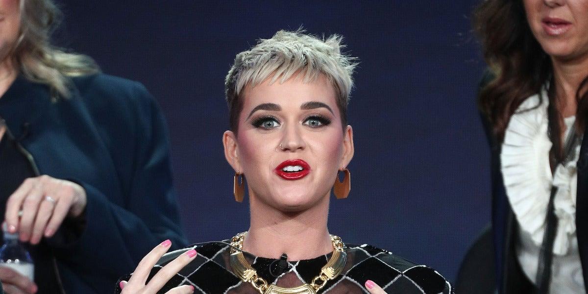 Katy Perry en una imagen de archivo