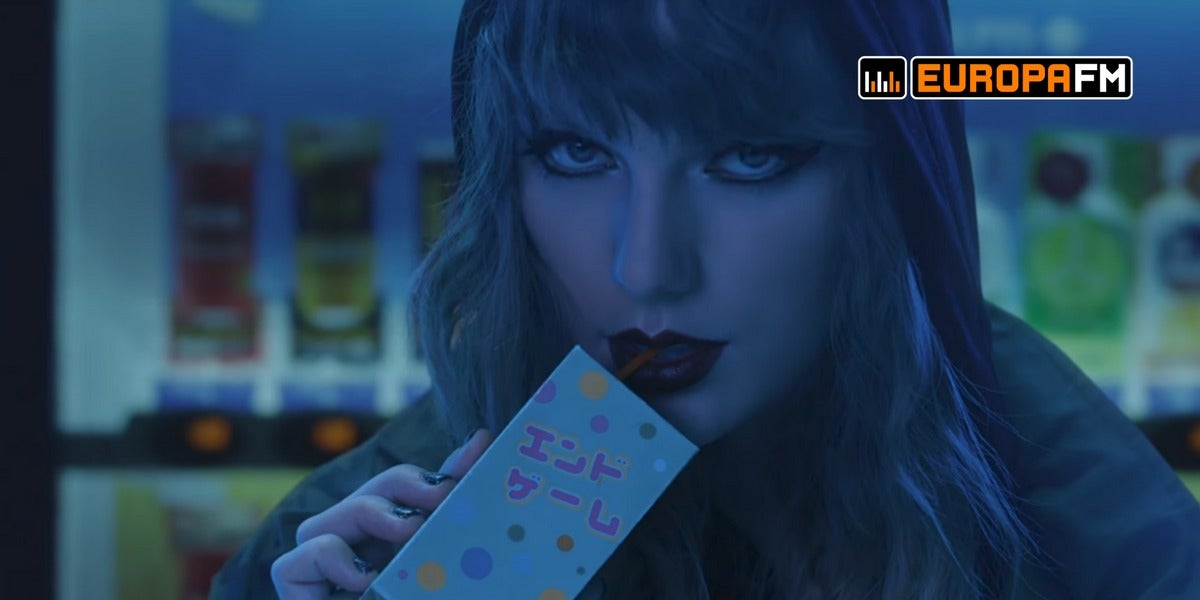 Taylor Swift en 'End Game'