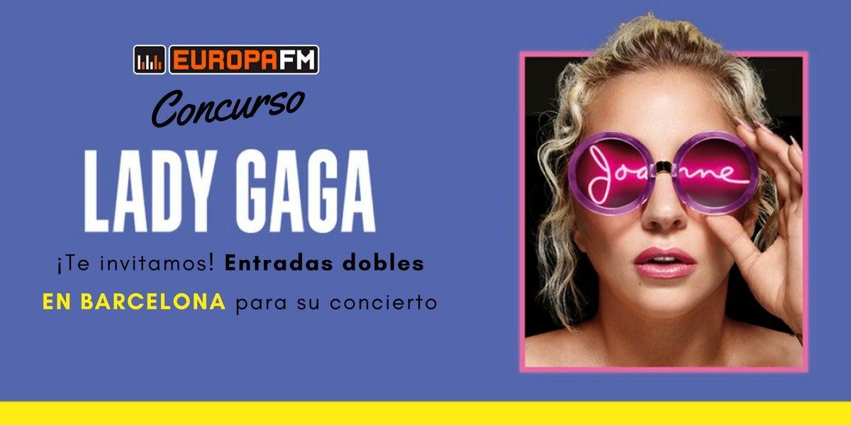 Lady Gaga superdestacado entradas
