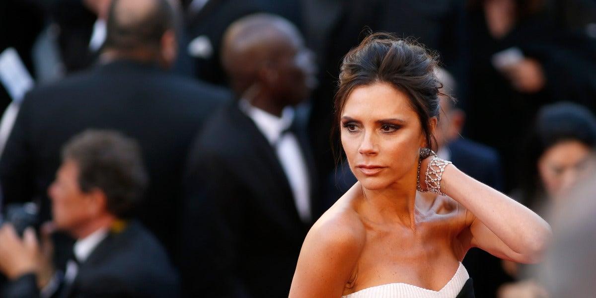 Victoria Beckham en el Festival de Cannes 2016