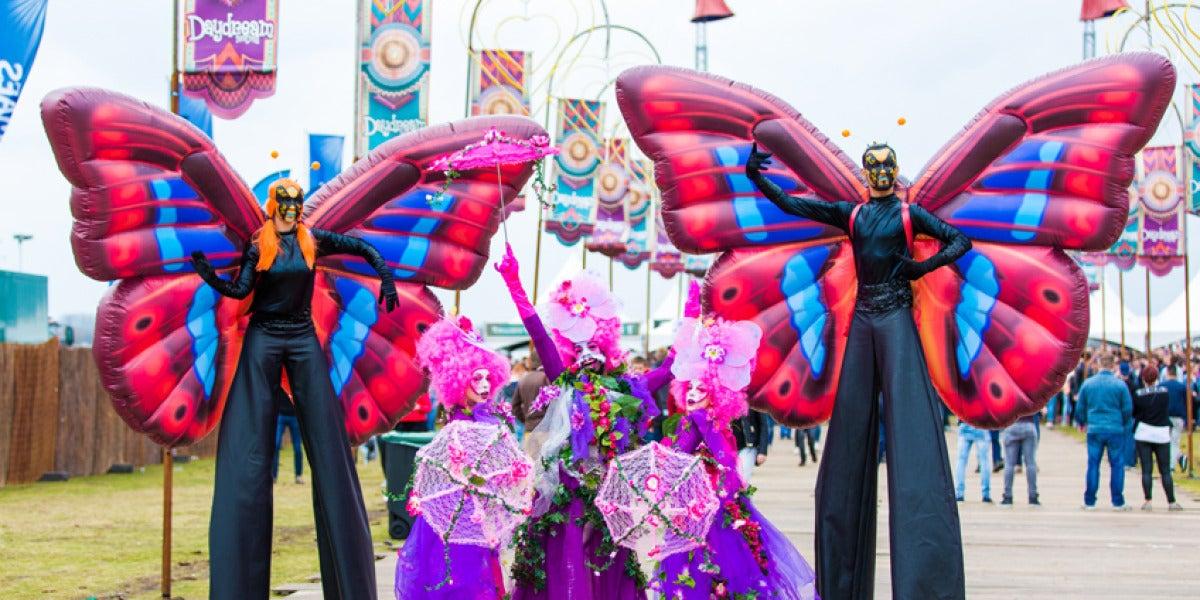 El DayDream Festival estará lleno de animaciones