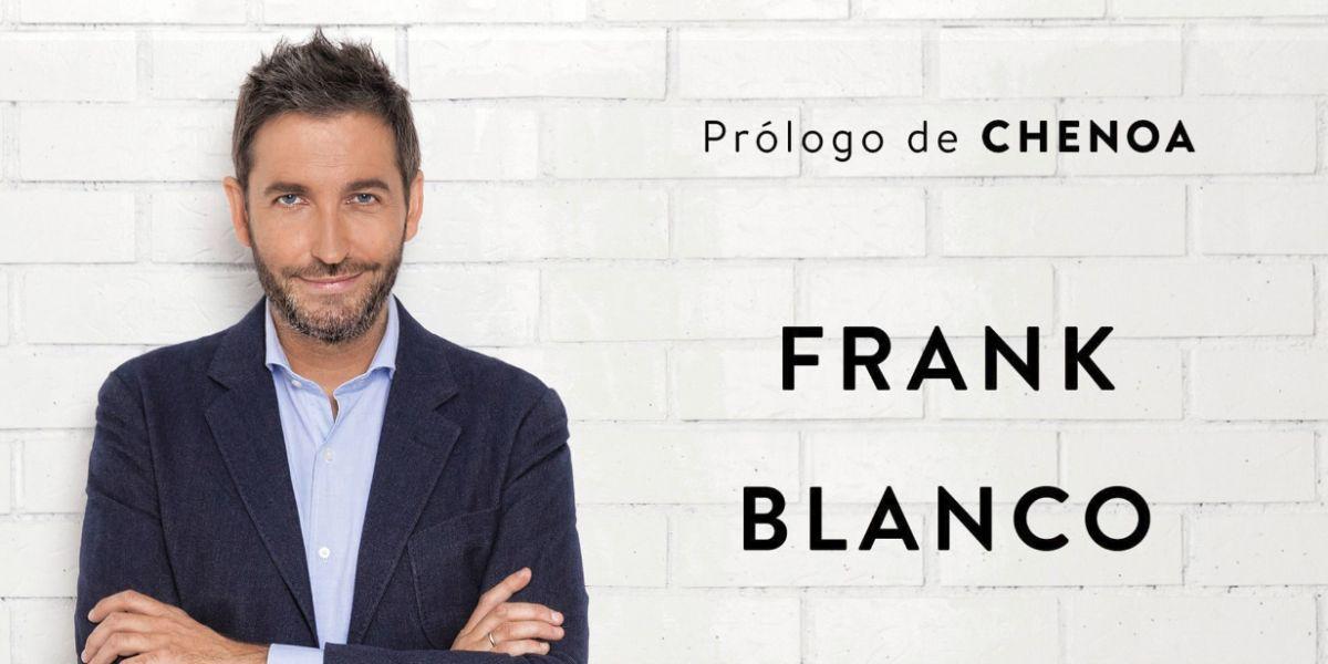 Frank Blanco presenta su libro 'Sobrevivir a los cuarenta'