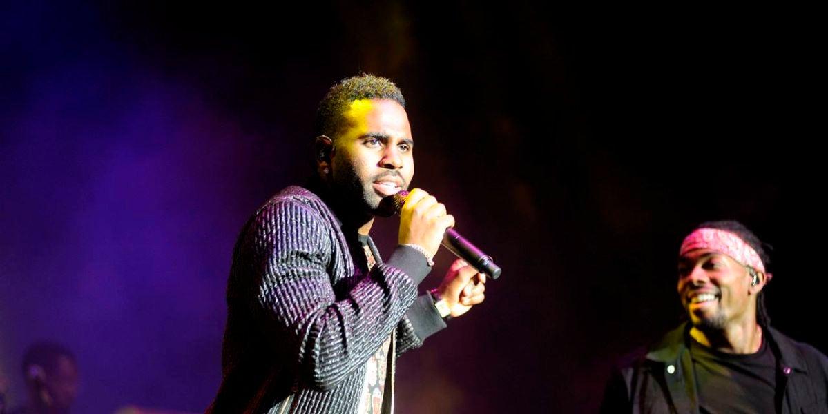El cantautor, actor y bailarín estadounidense Jason Derulo