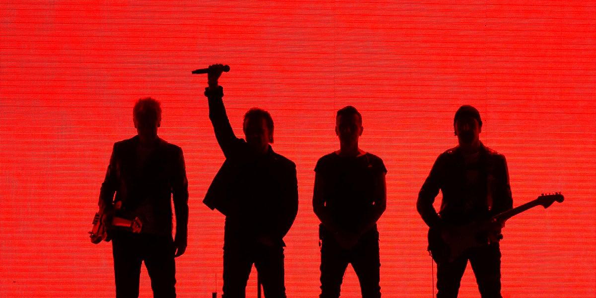 Agotadas todas las entradas de la banda U2