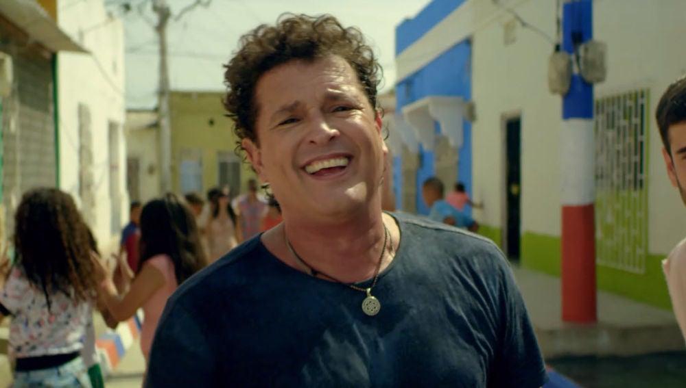 Carlos Vives y Melendi en el vídeo de 'El Arrepentido'