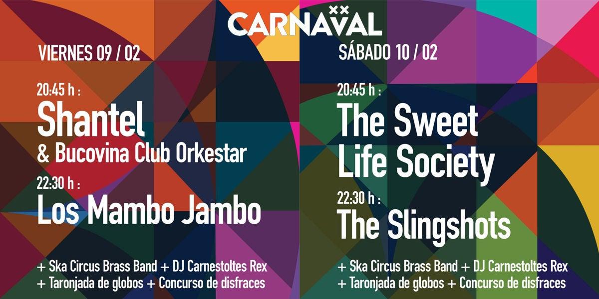 Cruïlla de Carnaval 2018
