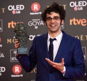 David Verdaguer, Mejor Actor de Reparto por 'Verano 1993'