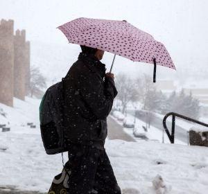 Frío y nieve en casi toda España