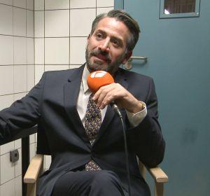 """Antonio Garrido: """"'Cuerpo de Élite' es la solución a todos los problemas de España"""""""