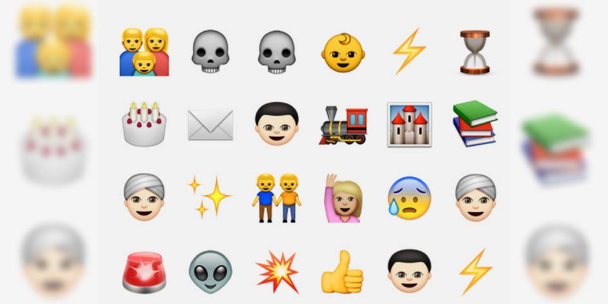 Argumentos de libros contados con emojis