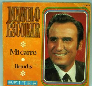'Mi carro' de Manolo Escobar