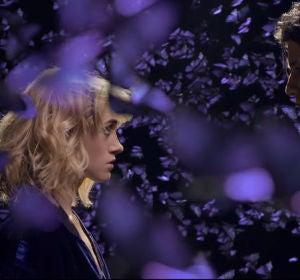James Bay y Natalia Dyer en 'Wild Love'