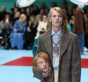 Polémico desfile de Gucci en Milán