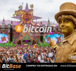 Daydream Festival permitirá pagar sus entradas con Bitcoins