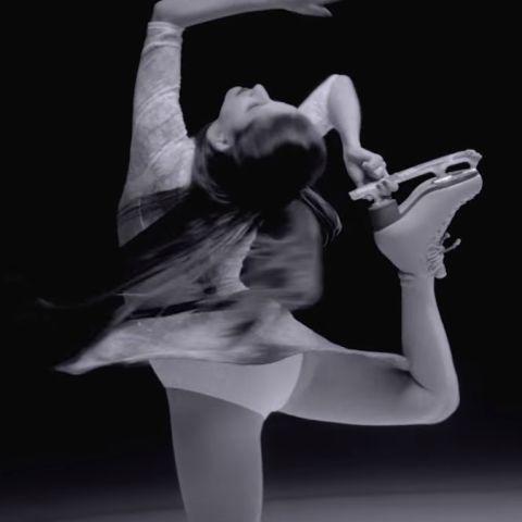 La patinadora olímpica Sonia Lafuente protagoniza 'Pausa', el nuevo videoclip de IZAL