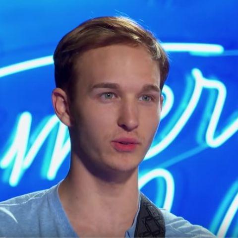 Benjamin Glaze en 'American Idol'