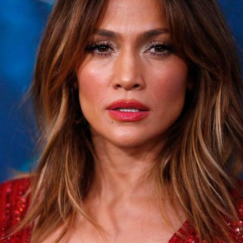 La actriz y cantante Jennifer López
