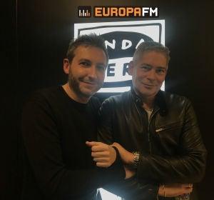 Frank Blanco y Boris Izaguirre