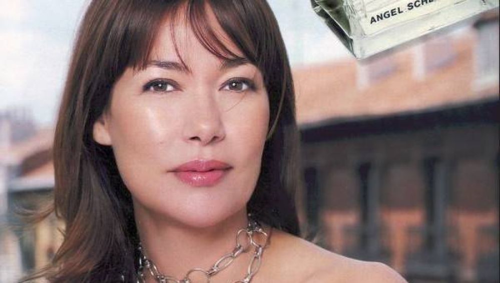 La actriz Mabel Lozano