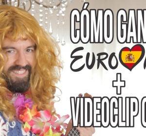 CÓMO GANAR EUROVISION + VIDEOCLIP OFICIAL - Me Llamo Chema   Living Postureo