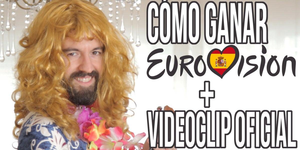 CÓMO GANAR EUROVISION + VIDEOCLIP OFICIAL - Me Llamo Chema | Living Postureo