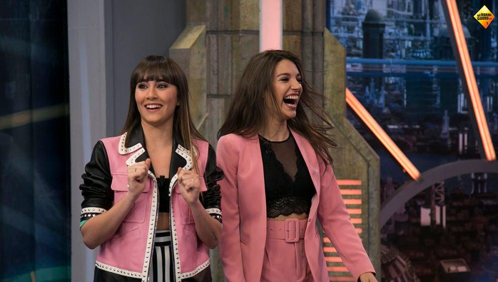 Disfruta de un adelanto en exclusiva del videoclip de 'Lo malo', el single de Aitana y Ana Guerra