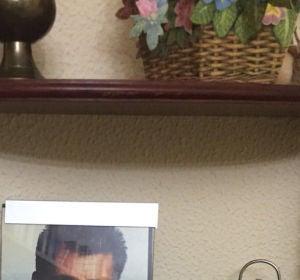 La imagen que encontró en casa de su abuela